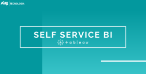 Wordpress self service bi tableau axe tecnologia joinville