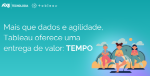 Wordpress tableau entrega de valor axe tecnologia joinville