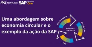Wordpress economia circular sap business one axe tecnologia