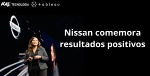 Wordpress nissan comemora resultados tableau axe tecnologia