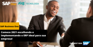Wordpress sap business one axe tecnologia planejamento 2021