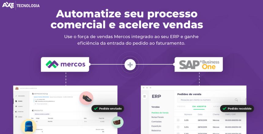 Wordpress sap business one axe tecnologia mercos